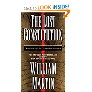The Lost Constitution William Martin