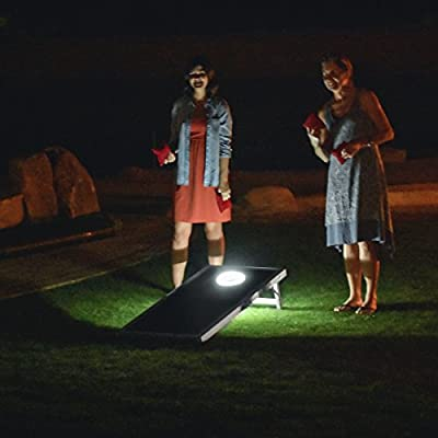 GoSports CornHole PRO Regulation Size Bean Bag Toss Game Set | Computers