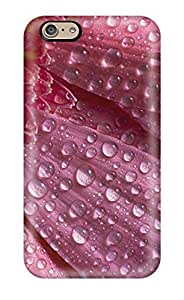 High Quality Rachel B Hester Full Flower Drops Skin Specially Designed For Iphone - 6
