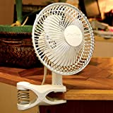 6 Air King Clip-On Table Fan