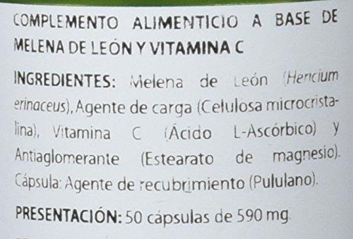 Equisalud Holofungi Melena De Leon - 50 Cápsulas: Amazon.es: Alimentación y bebidas