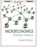 MindTap Economics for Arnold's Microeconomics - 6 months - 13th Edition [Online Courseware]