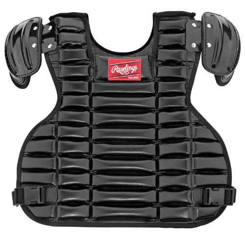 Rawlings UCPPRO Umpire Chest Protector (Black) ()