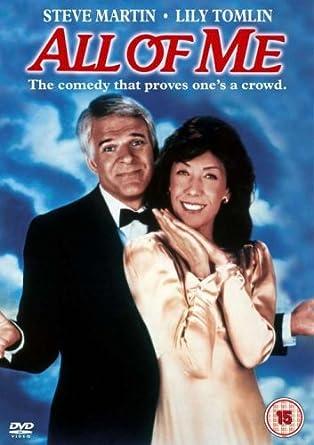 All Of Me [DVD] [1984]: Amazon.co.uk: Steve Martin, Lily Tomlin ...