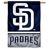 WinCraft San Diego Padres Double Sided House Flag