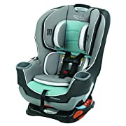 Graco Extend2Fit Convertible Car Seat, Spire, One Size