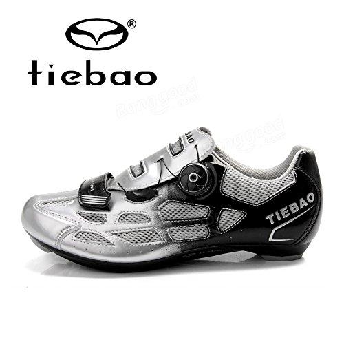 Bazaar vélo de route chaussures de vélo en plein air vélo sport chaussures auto-verrouillage