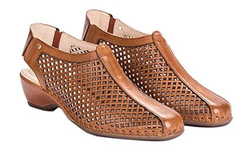 Pikolinos Womens Romana Sandal Brandy Size 41 EU (10.5-11 M US Women)