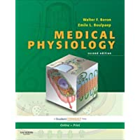 By Walter F. Boron MD PhD, Emile L. Boulpaep MD: Medical Physiology: With STUDENT CONSULT Online Access (MEDICAL PHYSIOLOGY (BORON)) Second (2nd) Edition