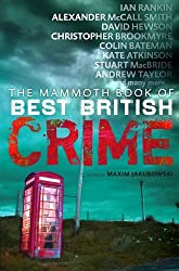 The Mammoth Book Of Best British Crime Volume 8 (Mammoth Books)