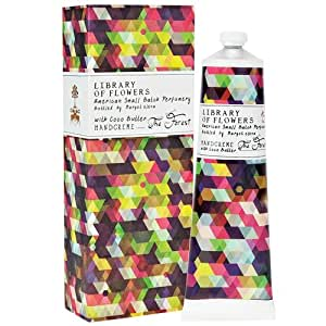 Library of Flowers Handcreme-The Forest