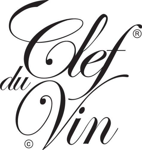 Clef du Vin Pocket Wine Tasting Tool -Brushed Steel - Import It All