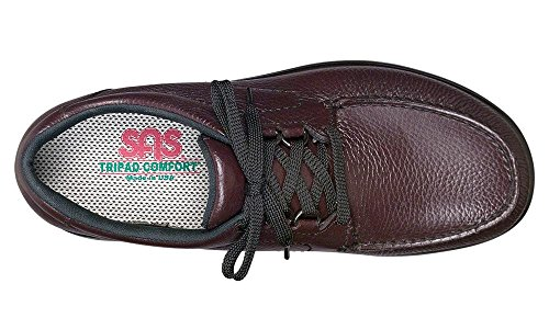 Men's SAS, Bouttime Lace up Shoes Cordovan