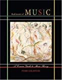 Rudiments of Music : A Concise Guide to Music Theory, Goldstein, Perry, 0757520529
