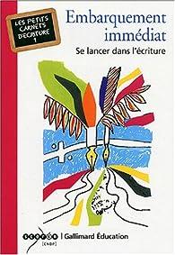 Embarquement immédiat par Françoise Spiess