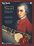Mozart - Clarinet Concerto in A Major, K. 622: Music Minus One Clarinet