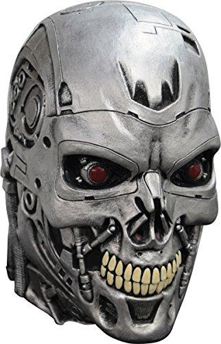 Terminator Endoskull Mask for Adults