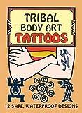 Tribal Body Art Tattoos (Dover Tattoos)