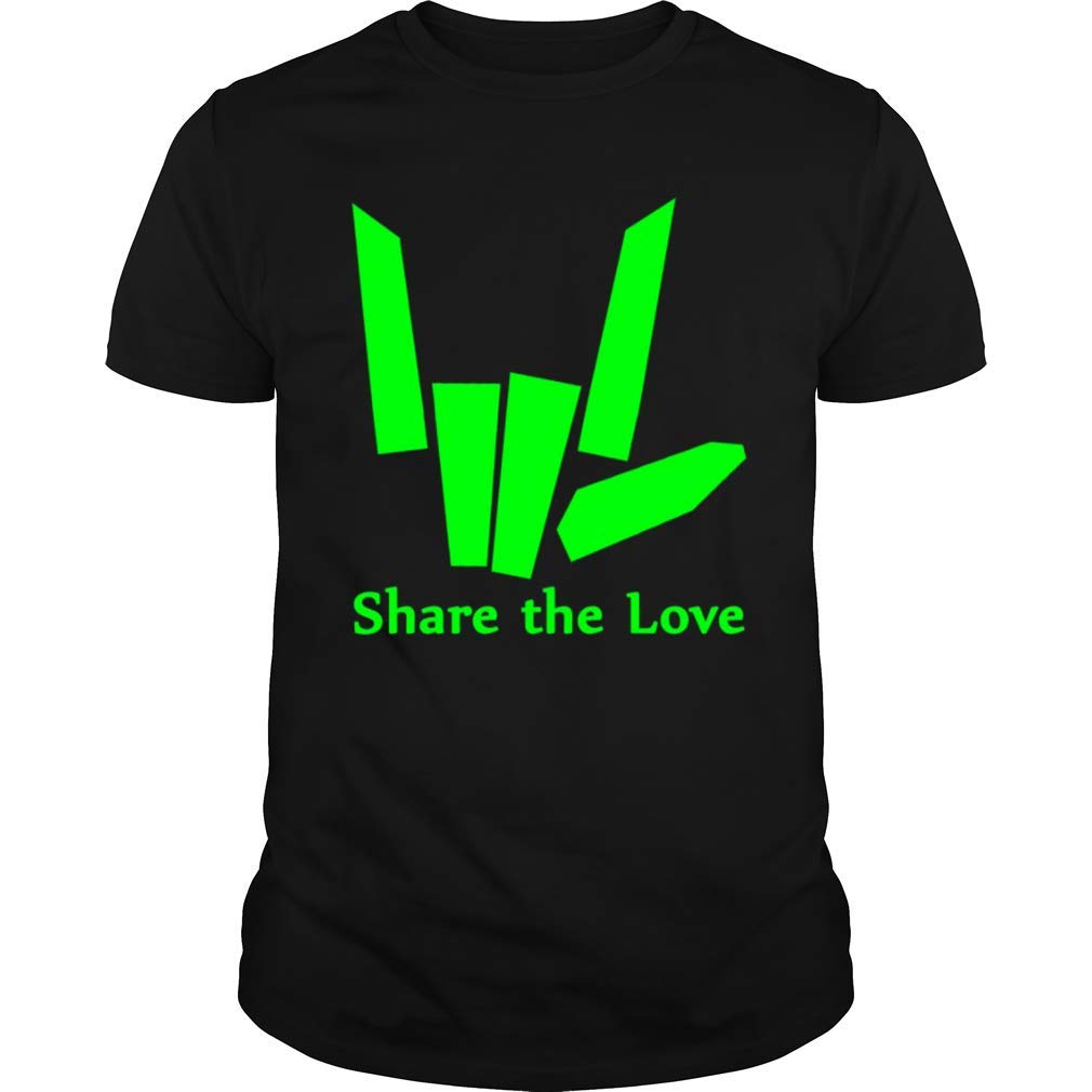Share Love Cute Premium T Shirt For And
