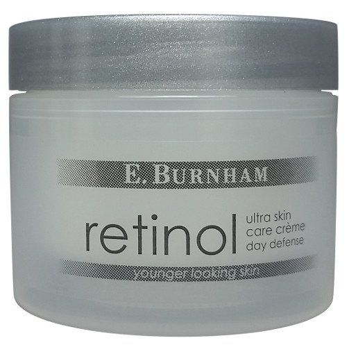 Retinol Ultra Skin Care Créme Day Defense - Anti-Aging Facial Moisturizer Cream - Reduce Wrinkles & Fine Lines