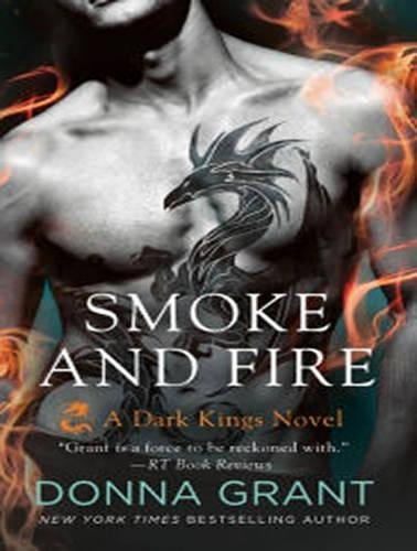 Smoke and Fire (Dark Kings) by Tantor Audio