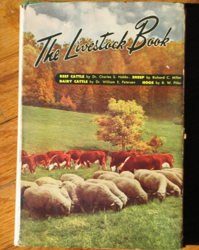 The Livestock Book for sale  Delivered anywhere in USA