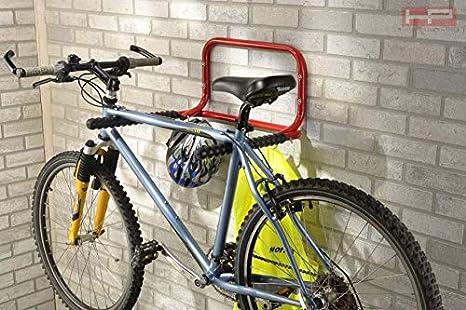 Unbekannt Soporte 2 Bicicletas Plegable Ref. B053, Wandhalter-(B053QRA), Rojo, 2 Bikes: Amazon.es: Deportes y aire libre