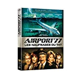 Airport '77 ( Airport 1977 (Airport Nineteen Seventy Seven) ) (Blu-Ray & DVD Combo) [ Blu-Ray, Reg.A/B/C Import - France ]