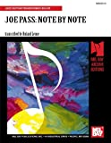 img - for JOE PASS NOTE BY NOTE book / textbook / text book