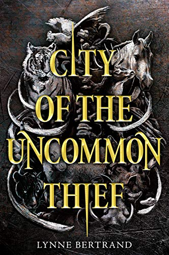 Book Cover: City of the Uncommon Thief