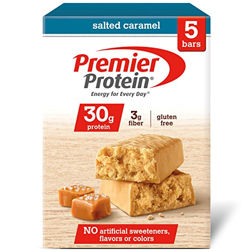 Premier Salted Caramel Protein Bar 5-Count Only $3.99