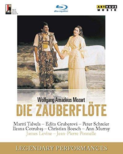 Mozart: Magic Flute (Blu-ray)