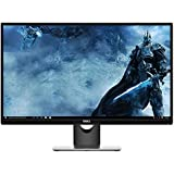 Dell Newest Flagship LED-Backlit 27 FHD (1920 x 1080) Monitor | 16.7 Million Colors | 6 ms (gray-to-gray) Response Time | Anti-glare 3H Hard Coating | HDMI and VGA Input Connectors
