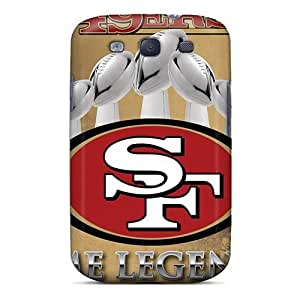 Hard Plastic Galaxy S3 Case Back Cover,hot San Francisco 49ers Case At Perfect Diy