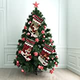 YAMUDA Set of 3pcs Christmas Stockings Christmas day