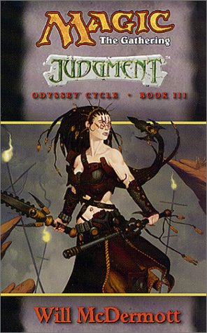 Magic the Gathering: Judgment (Odyssey Cycle, Book 3)