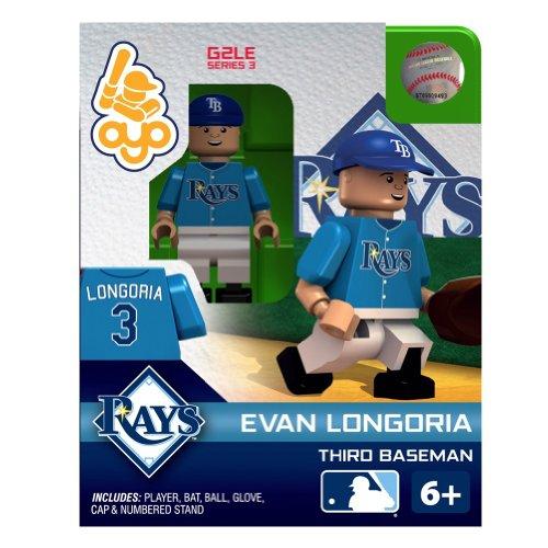 (MLB Tampa Bay Rays Evan Longoria OYO Figure)