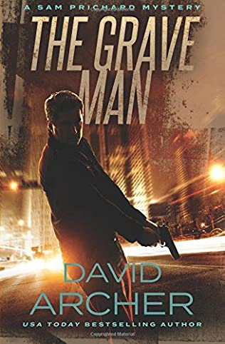 book cover of The Grave Man
