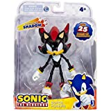 Sonic 20th Anniversary Super Posers Shadow Over 25 Points of Articulation