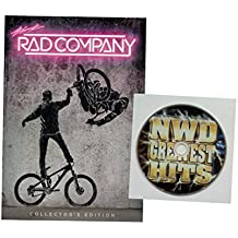 Rad Company DVD Blu Ray and Digital Download with FREE NWD Greatest Hits DVD