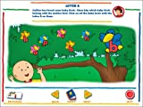 Caillou Ready for School (PC & Mac)
