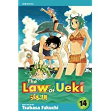The Law of Ueki, Vol. 14: Ambush!