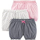 Bestime Toddler Girls' Solid Color Bowknot...