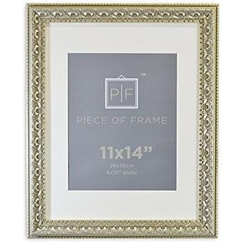Amazon.com - Golden State Art 11x14 Ornate Finish Photo Frame ...