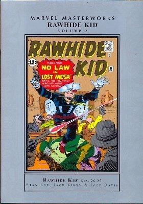 Marvel Masterworks: Rawhide Kid - Volume 2 (Ii Rawhide)