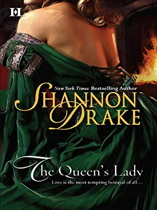 book cover of The Queen\'s Lady