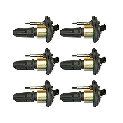 New Ignition Coils 6 set for Chevy Trailblazer GMC Canyon Envoy C1395  UF-303