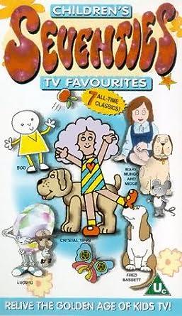 Children's Seventies TV Favourites - Vol  1 [VHS]: Children