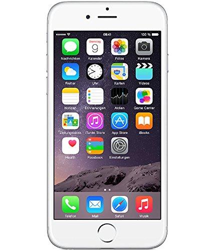 """iPhone 6s Apple Prata, com Tela de 4,7"""", 4G, 64 GB e Câmera de 12 MP"""