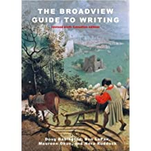 The Broadview Guide to Writing - Revised Canadian Sixth Edition